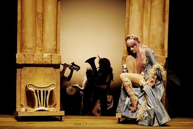 « Amour et Psyché » au théâtre de Caen