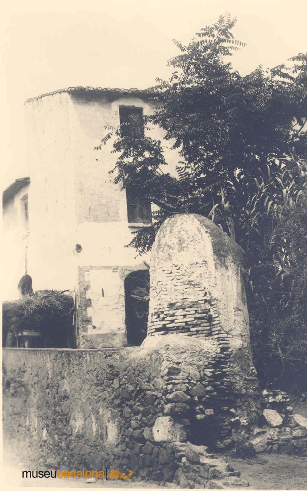 Fotografies antigues de Dalt de la Vila