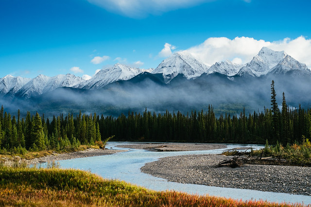 Rocky Mountains, BC, Canada