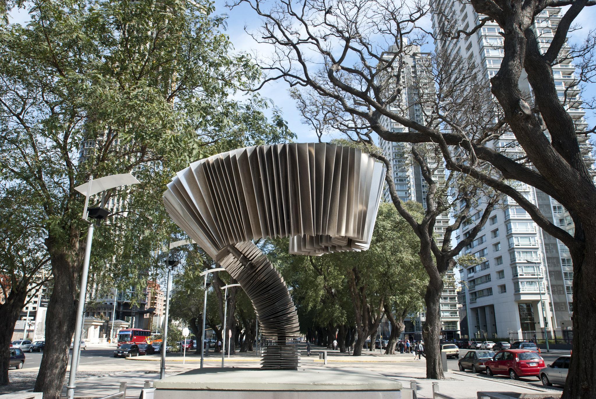 Monumento al Tango | Tango monument