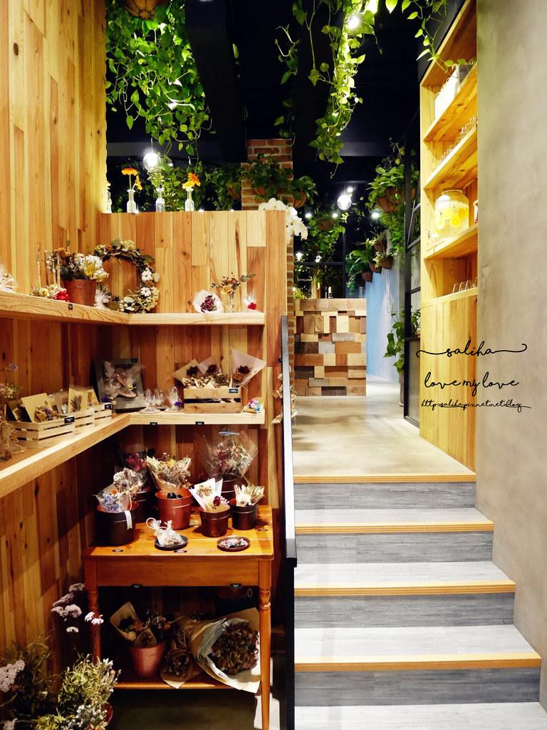台北松菸附近忠孝東路咖啡館餐廳FUJI FLOWER CAFE (3)