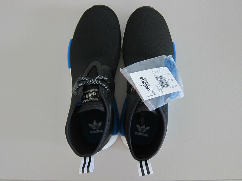 Adidas Originals x PORTER NMD C1 Shoes - With Label