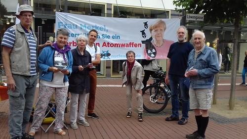 Aktionstag für ein Atomwaffenverbot