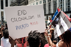 End Colonialism in Puerto Rico