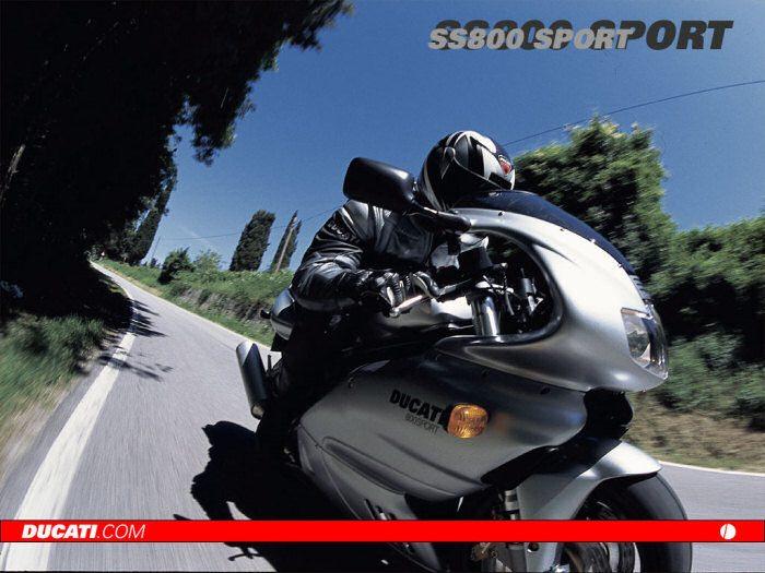 Ducati 800 SS 2004 - 6