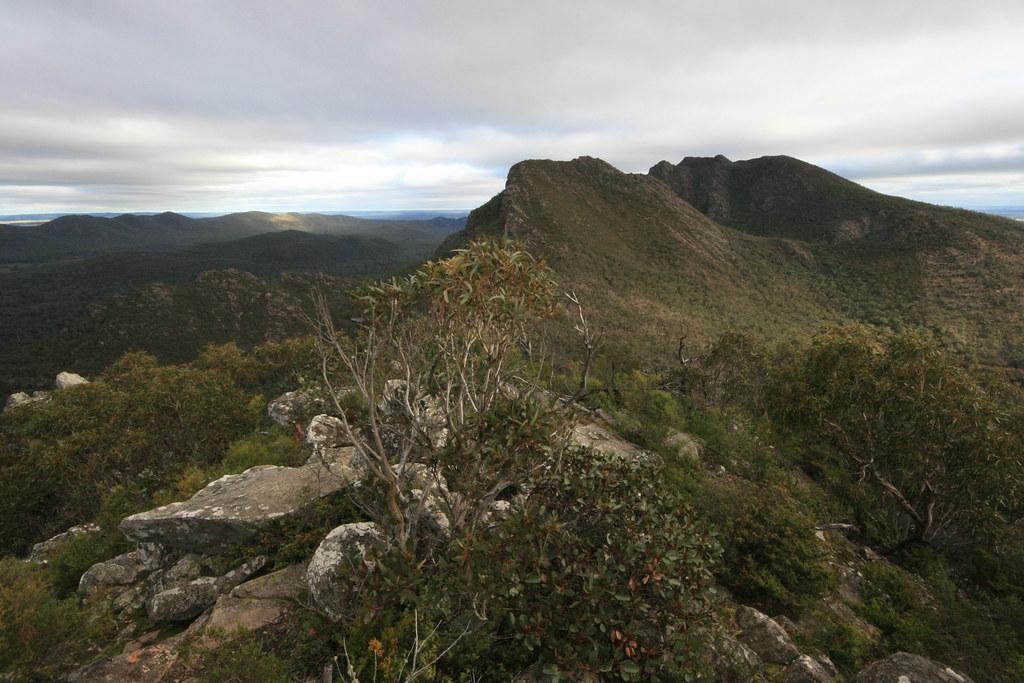 Serra Range view