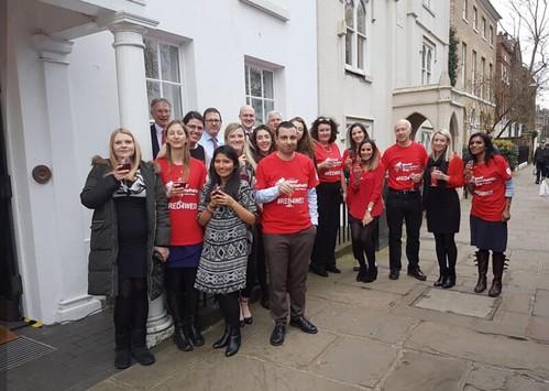 World Encephalitis Day 2017 - #red4wed