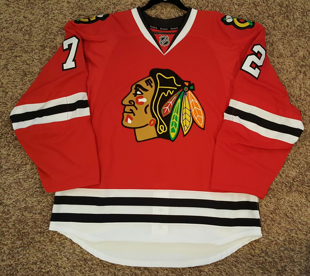 Chicago Blackhawks Artemi Panarin Home