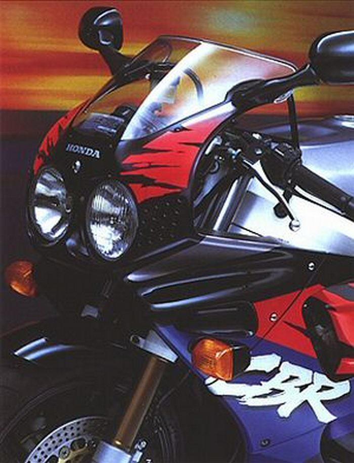 honda cbr 900 rr fireblade 1992 galerie moto motoplanete. Black Bedroom Furniture Sets. Home Design Ideas