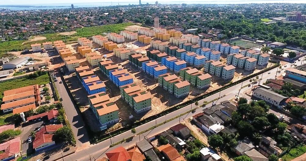 Justiça nega prioridade para associados da Ambave no residencial Moaçara, Residencial MoaçaraI e II, em Santarém