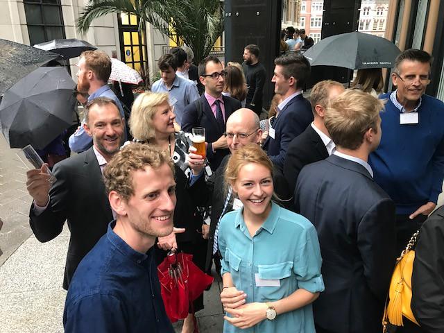 2017 UTS UK Alumni Reunion