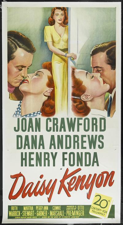 Daisy Kenyon - Poster 4