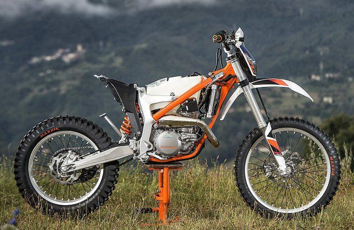 KTM FREERIDE 250 R 2014 - 2