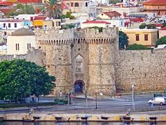 Grèce, l'Ile de Rhodes
