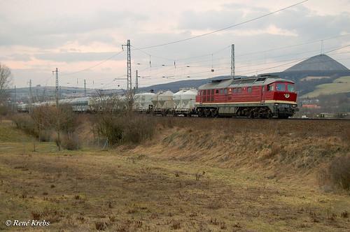 232 004 (28.02.08) Sangerhausen