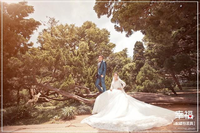 『婚紗攝影』和妳待在通一片天空下