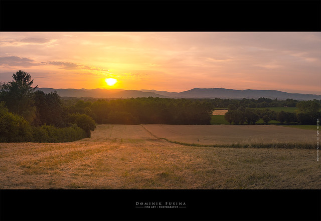 Beaujolais Sunset