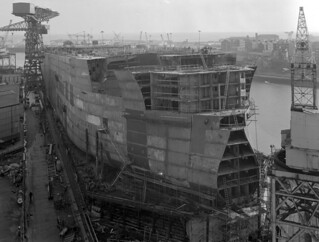 Nordic Chieftain under construction