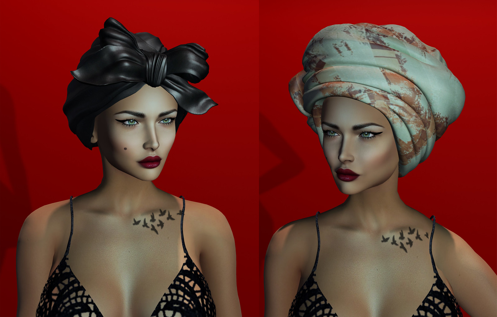 Hair Fair 17 - Baiastice & Lelutka