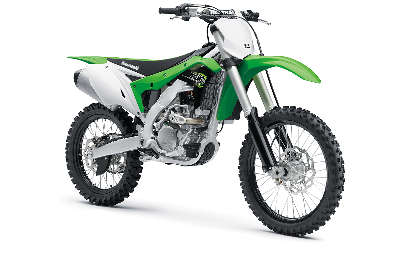 2018 Kx250f Kawasaki Motors Australia Klr 250 Wiring Diagram Free Download Light And Faster 250cc Motocrosser