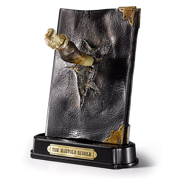 ThinkGeek 哈利波特─消失的密室【湯姆·瑞斗的日記&蛇妖尖牙】Tom Riddle's Diary and Basilisk Fang Horcrux