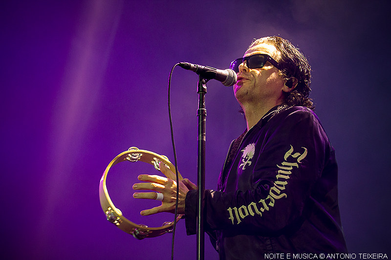 The Cult - NOS Alive '17
