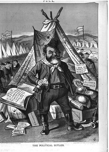 political sutler, the (1882)
