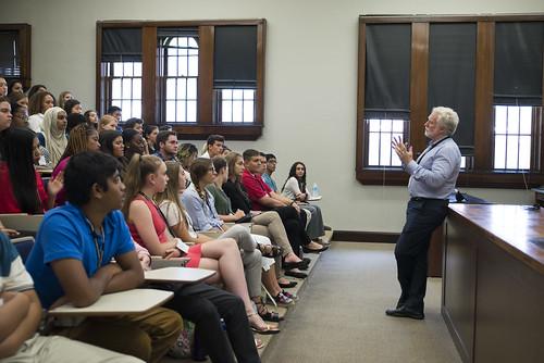 HEAL Students Visit Baylor College of Medicine