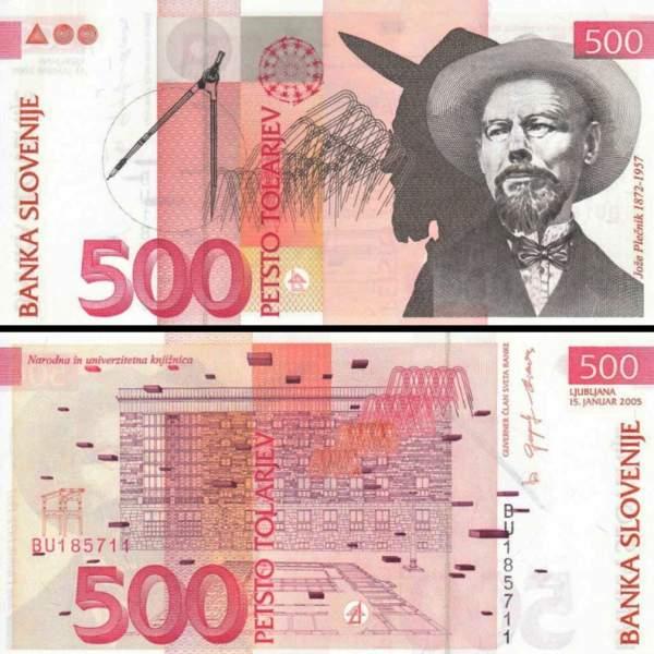 500 Toliarov Slovinsko 2005, P16c