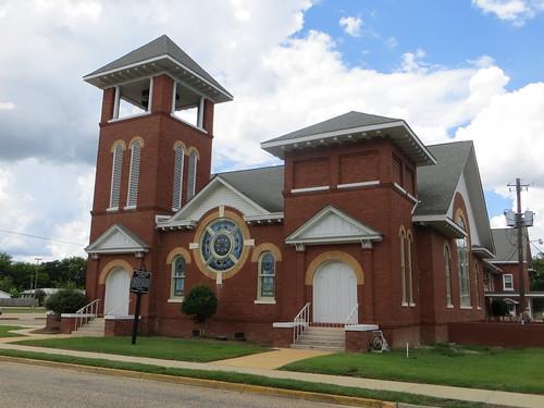 First Baptist Headland AL