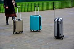 York, Left Luggage