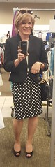 Polka Dots out and about
