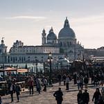 View of Basilica di Santa Maria della Salute