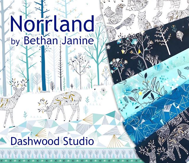 Dashwood Studio Norrland Collection by Bethan Janine