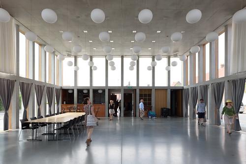 Ontmoetingscentrum Stationshuis, Merkem