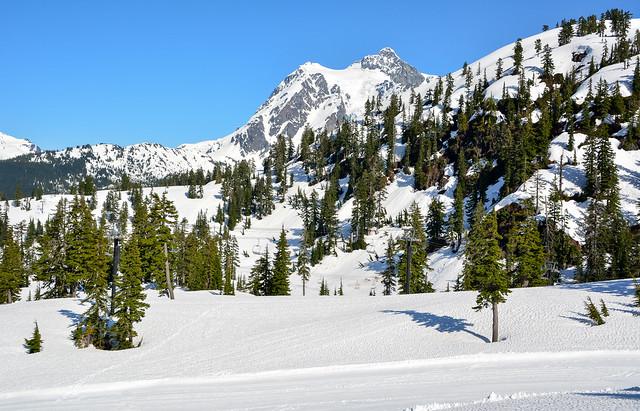 Mt. Baker Ski Area, Nikon D5200, AF-S DX Nikkor 18-300mm f/3.5-6.3G ED VR