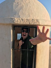 Let me out of here!