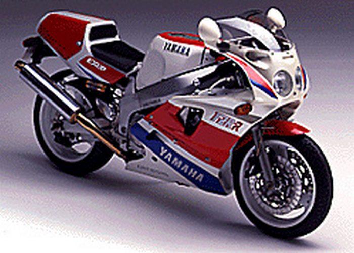 Yamaha FZR 750 R - OW 01 1989 - 6