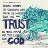 162 Some Trust In Chariots Psalm 20 Take 7