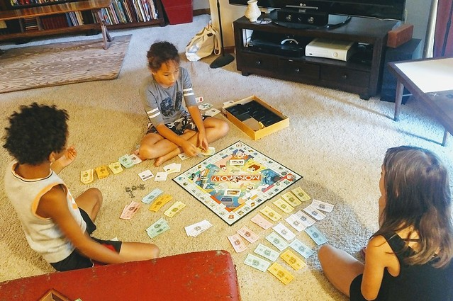 Finance Day with Monopoly