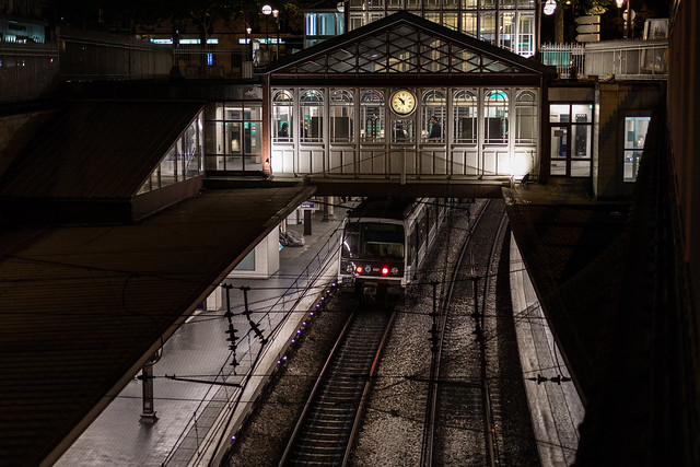 Train Leaving, Canon EOS 80D, Canon EF 35mm f/2 IS USM