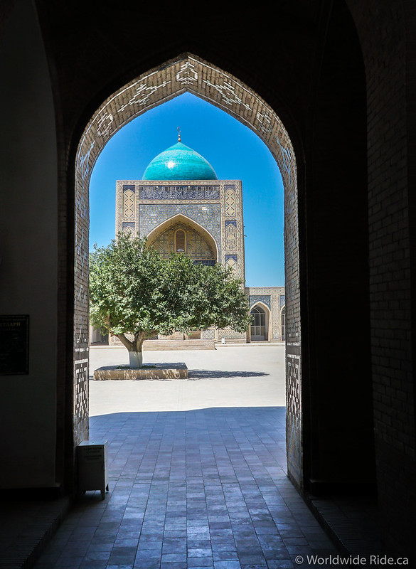 Bukara Uzbekistan-8