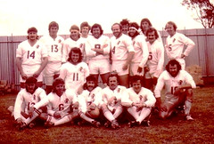 YMCA Rugby League Football Club - A Grade Grand Final c1970 - Photo by James Hardie