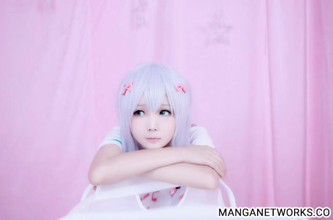34895516043 66f7539677 o Phát cuồng với bộ ảnh cosplay Sagiri Izumi ( Eromanga sensei ) giống  y như đúc