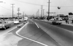 17th St at Yorba Ave., Tustin, circa 1965