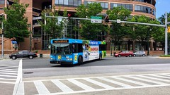 Montgomery County Transit Ride On 2013 Gillig Low Floor Advantage Diesel #5769