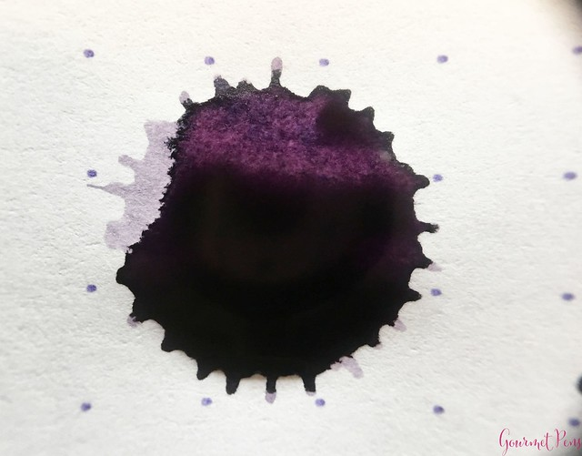 Ink Shot Review Abraxas Violett of Switzerland @laywines 9