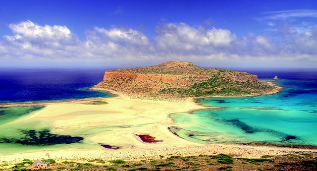 Balos lagoon - Crete, Greece