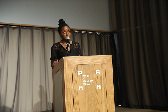 Yesomi Umolu Speaking