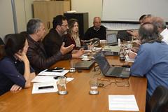 Reunião dos coordenadores das regionais. Fotos: Amira Hissa/PBH